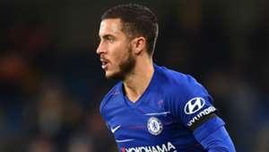 Eden Hazard Chelsea Crystal Palace