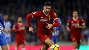 Emre Can FC Liverpool 02122017