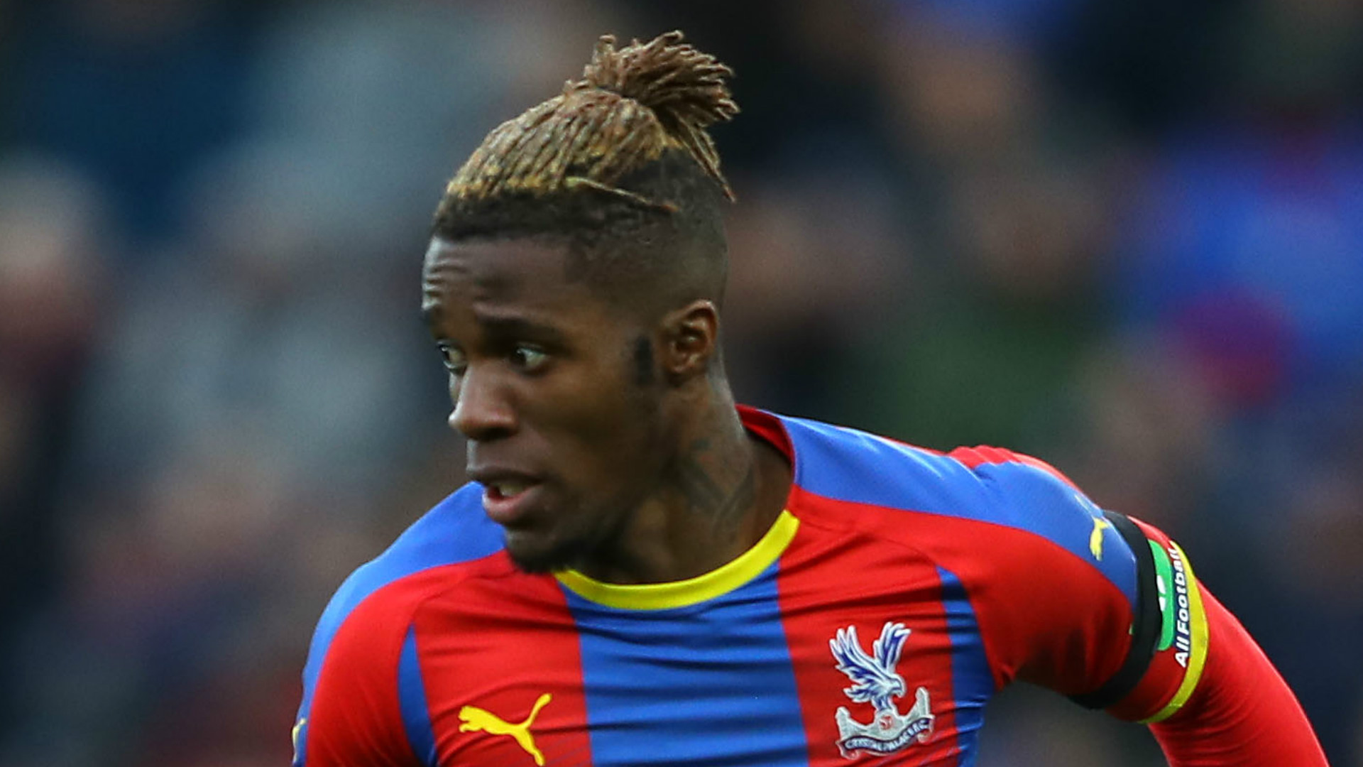 'I'm just expecting Zaha back' - Hodgson denies knowledge of Crystal Palace star exit request