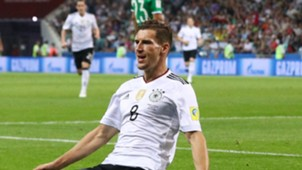 Leon Goretzka Germany Mexico