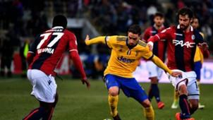 Mattia De Sciglio Bologna Juventus Serie A