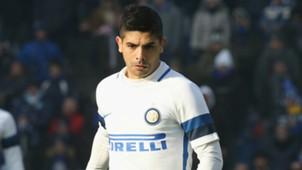 Ever Banega Inter Serie A 2016-17