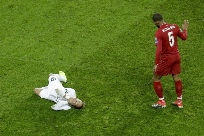 Neymar PSG Liverpool 3