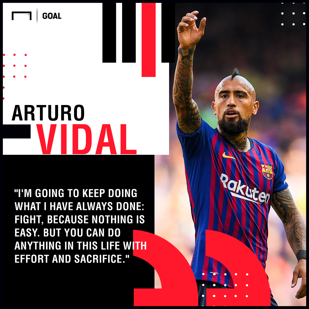 Arturo Vidal Barcelona PS