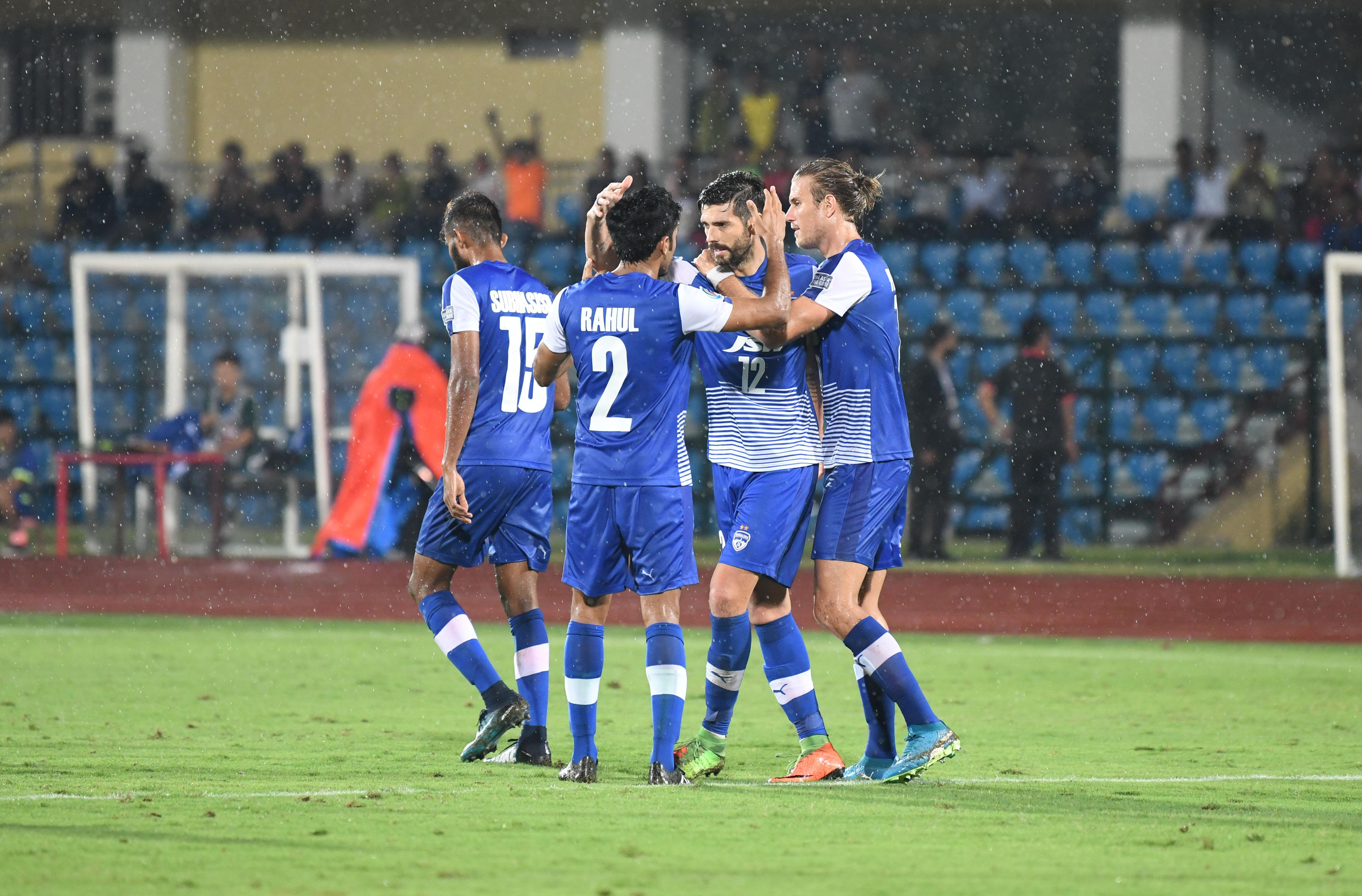 Aizawl vs Bengaluru AFC CUP
