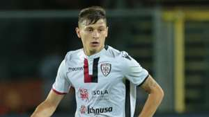 Nicolo Barella Cagliari 2018-19