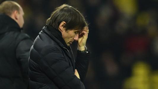 Antonio Conte Chelsea Watford