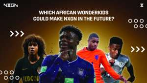 Africans for NxGn in the future