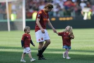 Totti's family