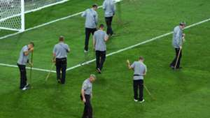Grass pitch Stade Pierre-Mauroy Lille