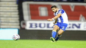 Sam Morsy - Wigan Athletic