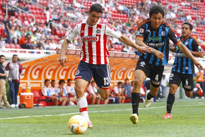 Abraham Coronado Chivas