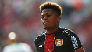 Leon Bailey Bayer Leverkusen 2018-19