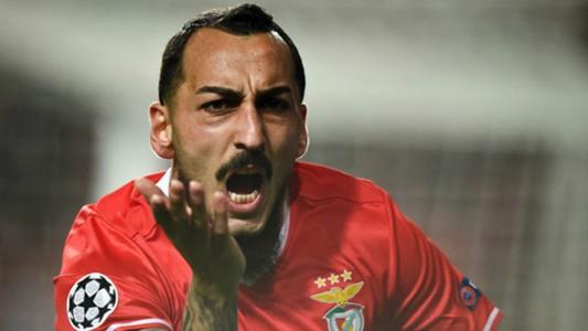 Kostas Mitroglou Benfica Champions League
