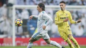 Modric Real Madrid Villarreal