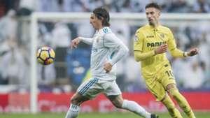 Modric Real Madrid Villarreal