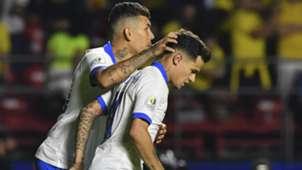 Philippe Coutinho Brazil Bolivia Copa America 2019