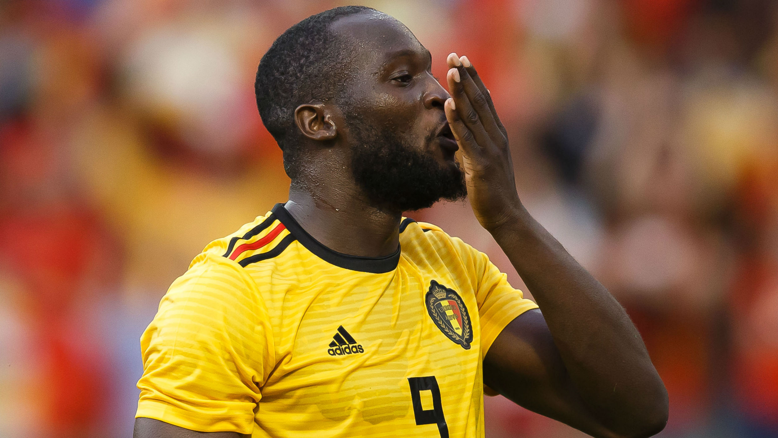 Eden Hazard accuses Belgium team-mate Romelu Lukaku of 'hiding' in Panama win