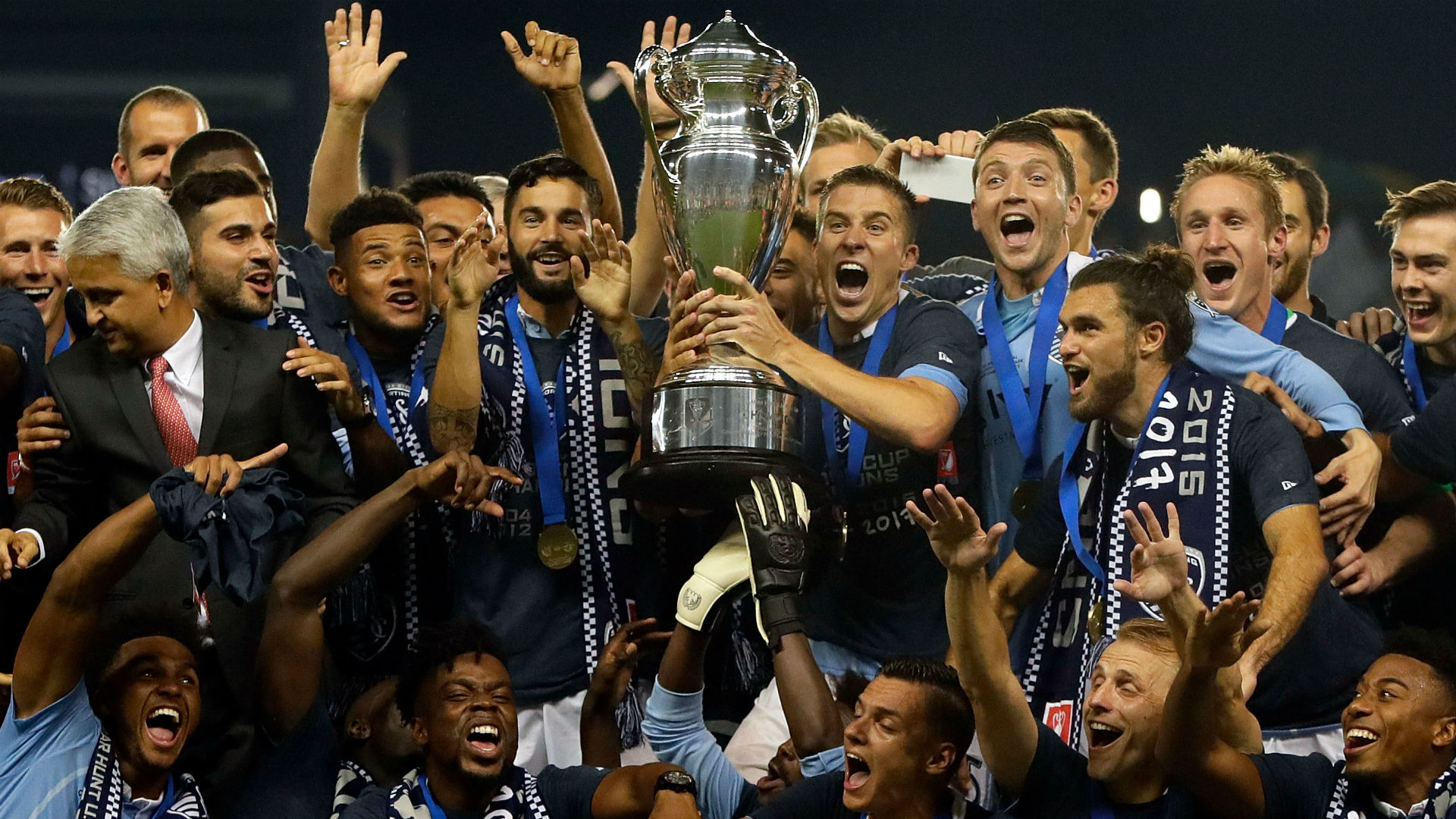 Sporting Kansas City U.S. Open Cup