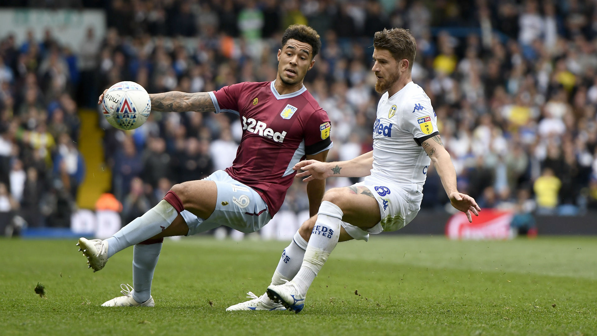 Leeds Aston Villa