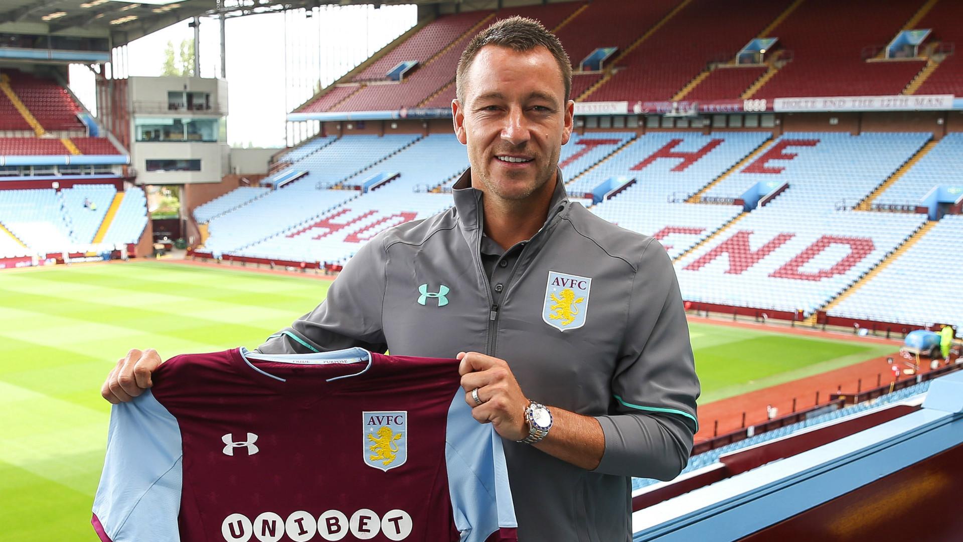 Aston Villa, colpo John Terry per la difesa