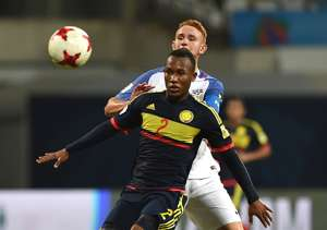 USA U17 Colombia U17 2017 FIFA U17 World Cup