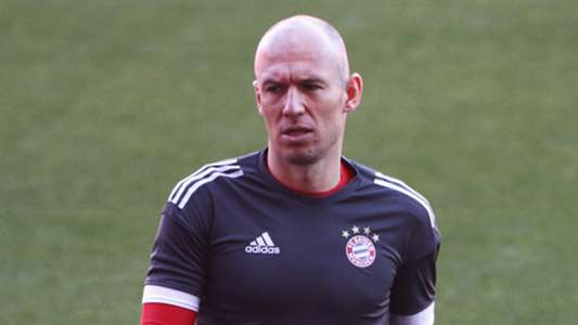 Arjen Robben FC Bayern 02042018