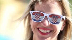 Croatian Fans Iceland 11062017