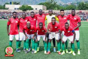Selección de Burundi.
