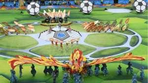 ceremonia inauguracion Brasil 2019