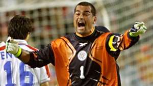 Jose Chilavert Paraguay 1998