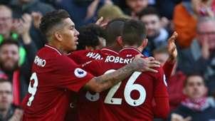Liverpool celebrate 2018-19
