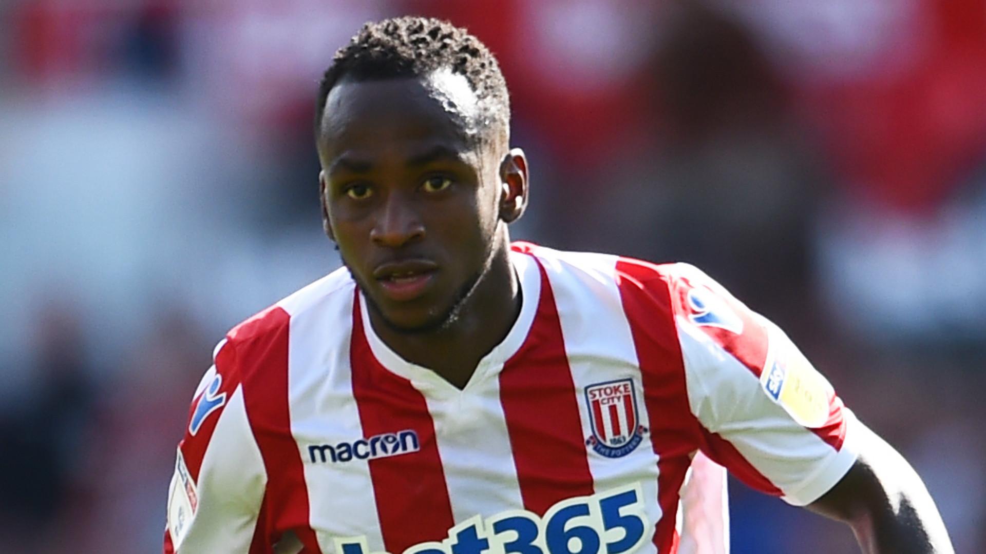 Saido Berahino Stoke City 2018-19