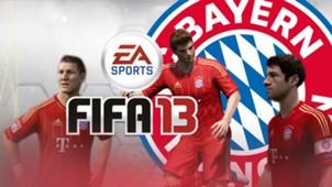 GFX Bayern München FIFA 13