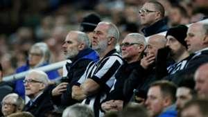 Newcastle United fans 11032018