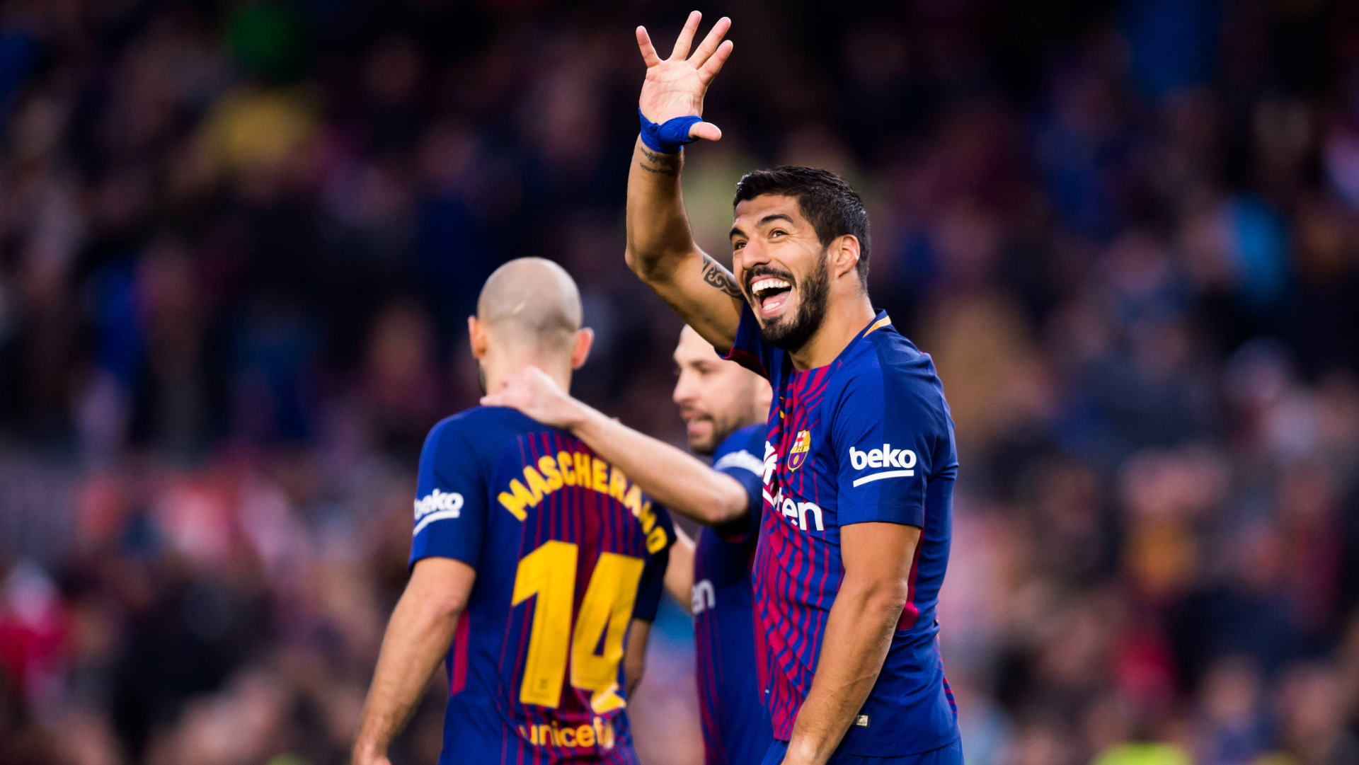 Luis Suarez Barcelona Levante