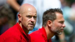 Erik ten Hag, Ajax, 06232018
