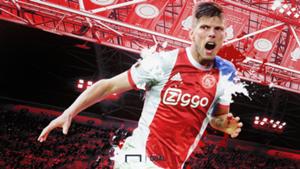GFX Klaas Jan Huntelaar, Ajax