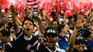 Corinthians - Torcida - 15/11/2017