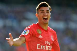 Brahim Diaz Real Madrid