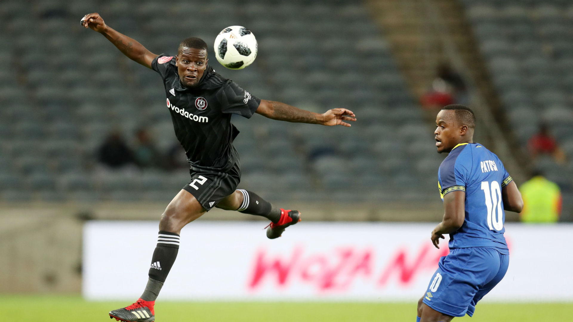 Orlando Pirates v Cape Town City September 2018