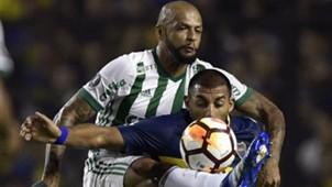 Boca Palmeiras Wanchope Felipe Melo 250418