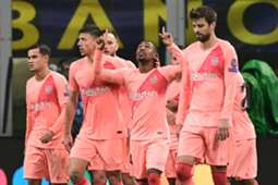 Inter Barcelona Champions Leaguer