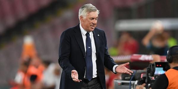 Carlo Ancelotti Napoli Milan Serie A