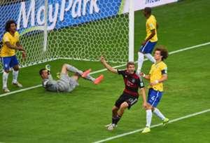Thomas Müller 2018 Germany Brazil