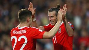 Gales Gareth Bale 2017