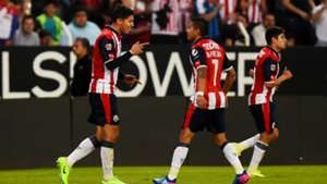 Angel Zaldivar Orbelin Pineda Chivas