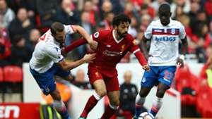 Mohamed Salah Liverpool Stoke 280418