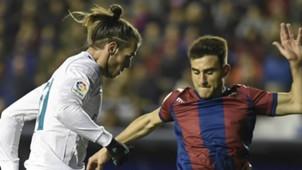 Gareth Bale Levante Real Madrid LaLiga