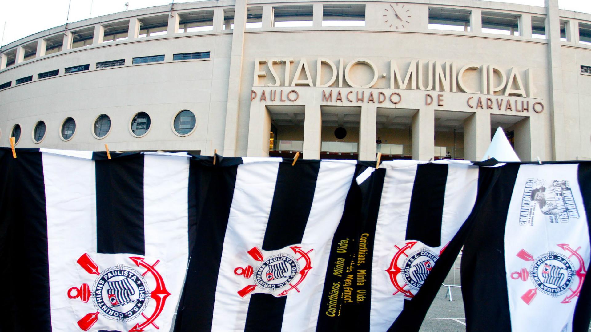 Corinthians - Pacaembu - 2014